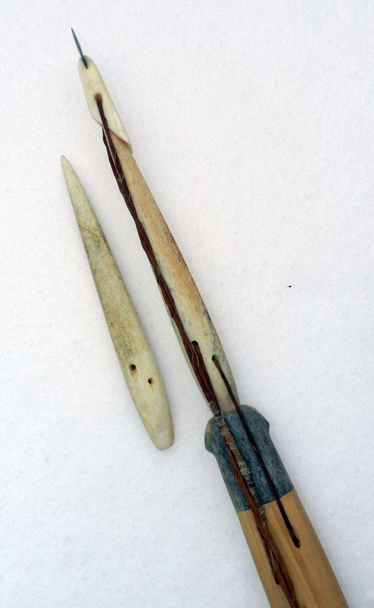 Elfshot: Thule Inuit Harpoon Repairs
