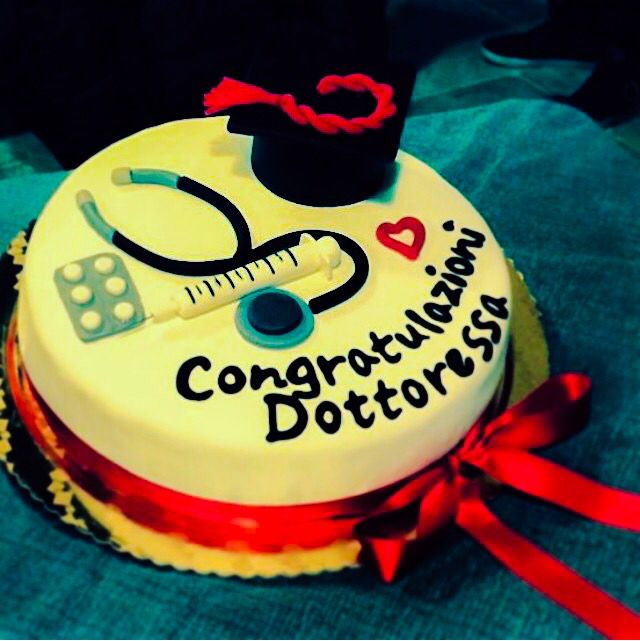 Graduation Cake - Nursing
