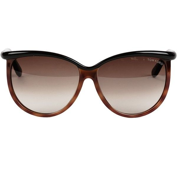 Tom Ford FT0296 Sunglasses (535 AUD) ❤ liked on Polyvore featuring accessories, eyewear, sunglasses, tom ford glasses, tom ford, tom ford sunnies, tom ford sunglasses and tom ford eyewear