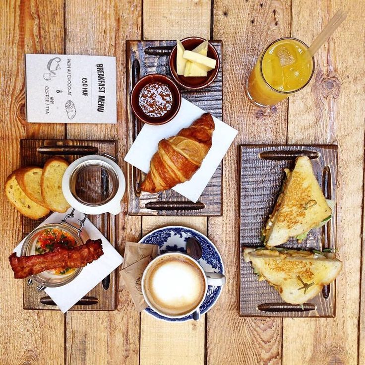 'All happiness depends on a leisurely breakfast' - you can now get your morning fix at Brody Studios Monday - Friday