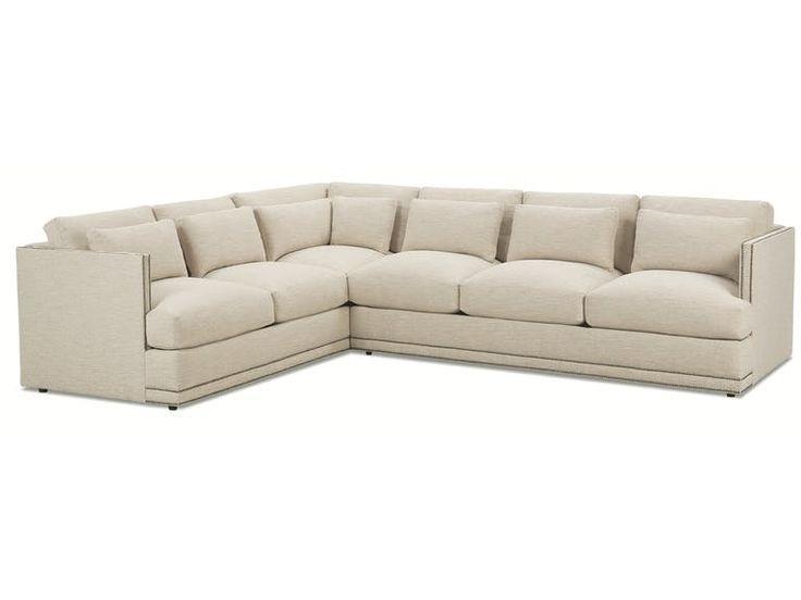 BenchMark ARTHUR Right 2 Seat End BCHARTHUR114 from Walter E. Smithe Furniture + Design