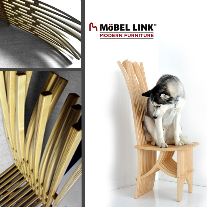 Möbel Linku0027s Mini Frond Chair Is An Absolute Master Piece With Beautiful  Lines And Structure. Furniture CollectionModern FurnitureCncReuseDetroit Masters