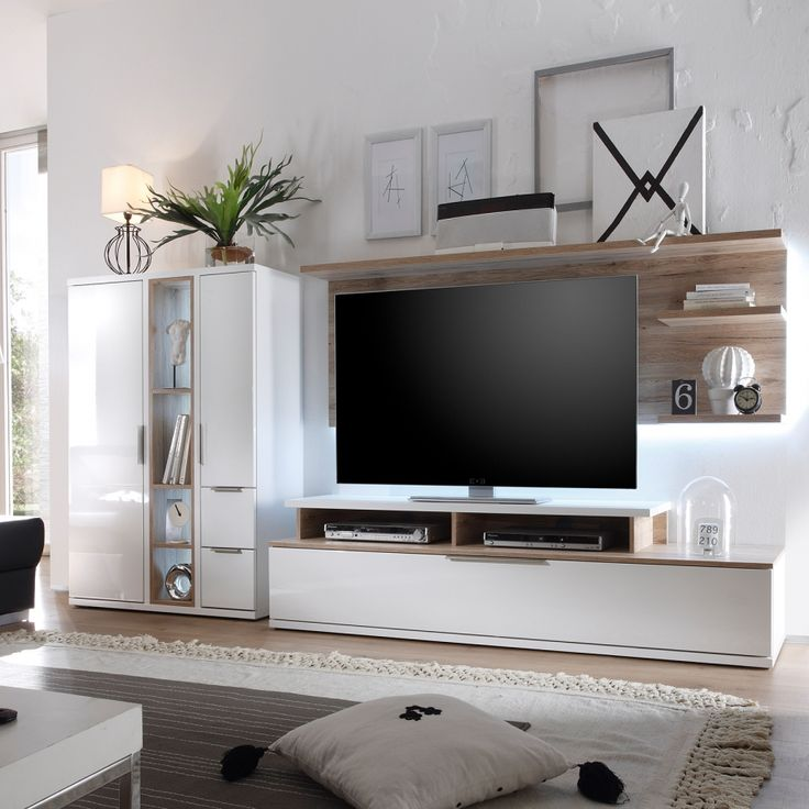 Best 25 Tv Wand Hochglanz Ideas On Pinterest