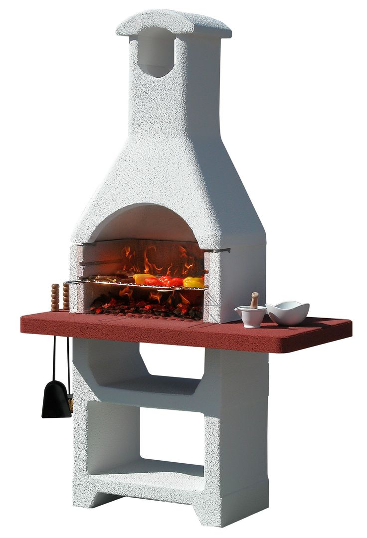 Le 25 migliori idee su forno in muratura su pinterest - Barbecue esterno ...