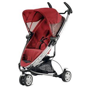 Quinny Zapp Xtra Bebek Arabası Red Rumour Ürettiği bebek arabaları, portbebeler ile bebeğinizle güvenli bir şekilde seyahati ön plana taşıyan ünlü marka Quinny birbirinden şık modelleri ile mağazalarımızda
