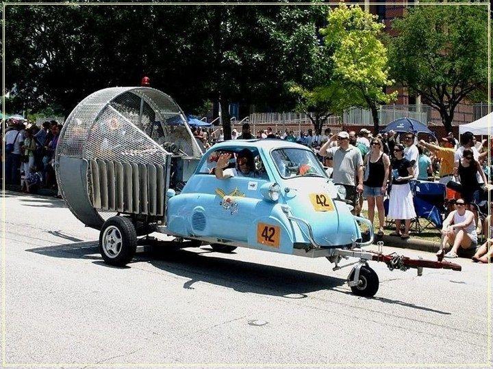 Best Weird Car Parade In Houston Images On Pinterest Weird - Cool fun cars