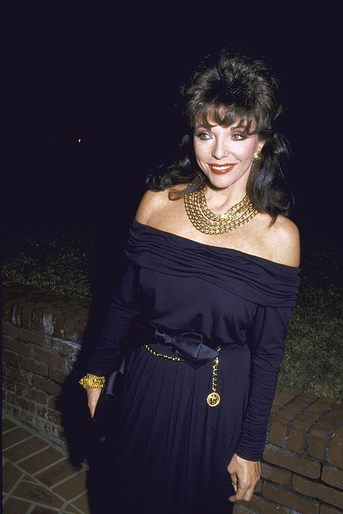 Джоан Коллинз, 1988