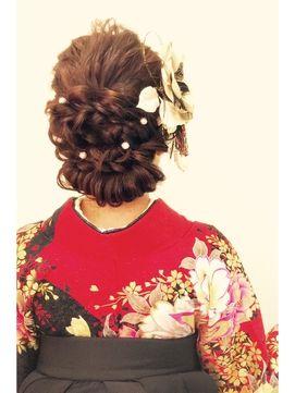Neolive 編みこみ 卒業式 ヘアセット/Neolive 横浜西口店をご紹介。2017年冬の最新ヘアスタイルを100万点以上掲載!ミディアム、ショート、ボブなど豊富な条件でヘアスタイル・髪型・アレンジをチェック。