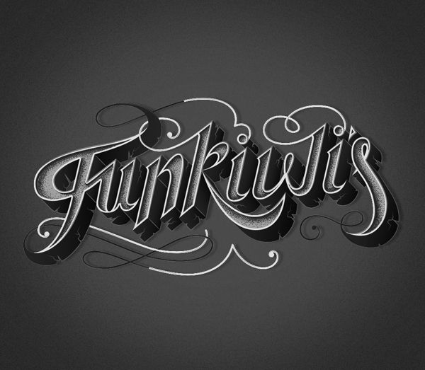 Funkiwi's band by VOLTIO™, via Behance