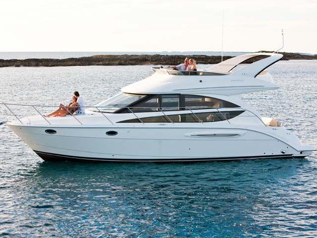 2014 Meridian Sedan Bridge 391 | Meridian Yachts
