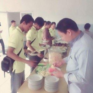 Catering Prasmanan Halal Bi Halal untuk Acara Open House di Jakarta
