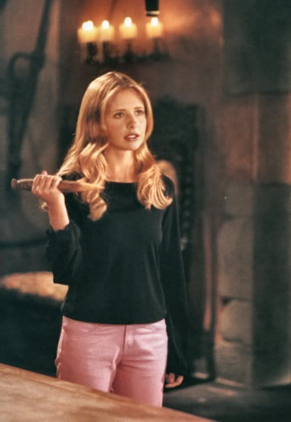 "Buffy the Vampire Slayer ""Buffy vs. Dracula"" S5EP1"