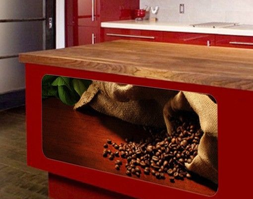 14 best Renovierung Küche images on Pinterest Refurbishment - glasbilder küche kaffee