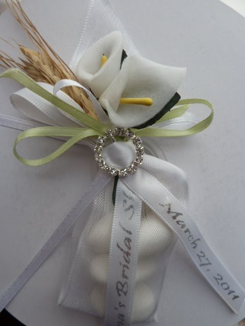 Almond Wedding Favors What Do You Think
