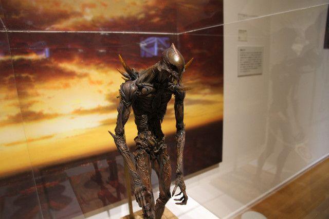 Crunchyroll - A Look Inside Hideaki Anno's Tokusatsu Exhibit