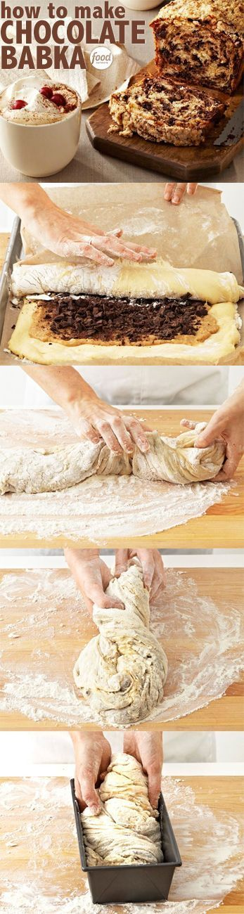 Learn how to make incredible chocolate babka step by step for Shabbat or some other Holidays!