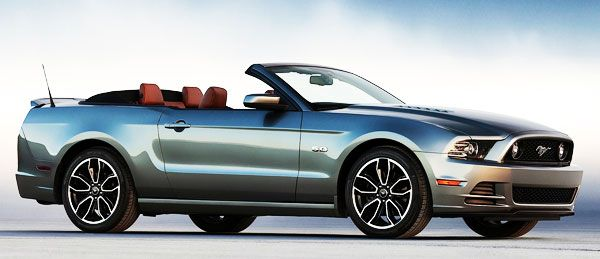 ARTICLE: Ford Mustang V6 - Cheapest 2012 New Convertibles For Sale — $27200