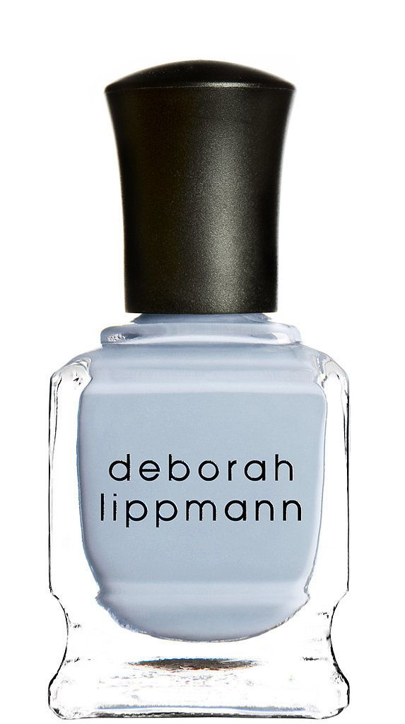 Deborah Lippmann Nail Color in Blue Orchid ($18). See the rest of Deborah Lippmann's Spring collection!