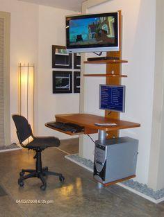 Resultado de imagen para muebles para pc e impresora