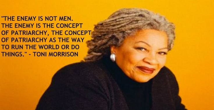 toni morrison and the black woman Sula [toni morrison] it endures even after nel has grown up to be a pillar of the black community and sula has morrison toni nel women friendship bottom lives.