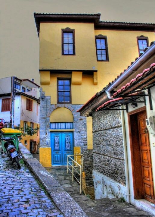 Kavala-Greece http://www.yourcruisesource.com/two_chefs_culinary_cruise_-_istanbul_to_athens_greek_isles_cruise.htm