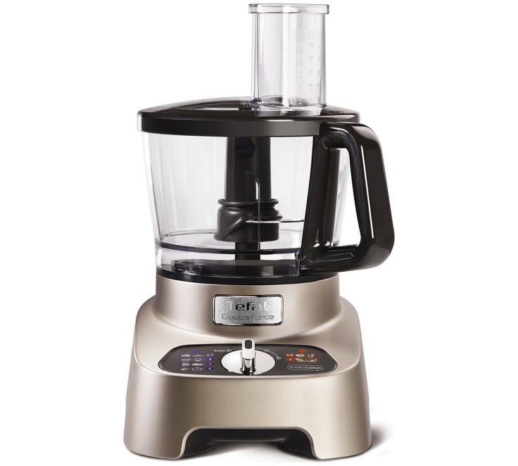 Buy Tefal DO824h40 Double Force Pro Food Processor at Argos.co.uk, visit Argos.co.uk to shop online for Food processors, Food processors and choppers, Kitchen electricals, Home and garden