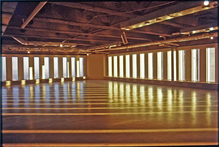 Empty Floor New York City World Trade Center World