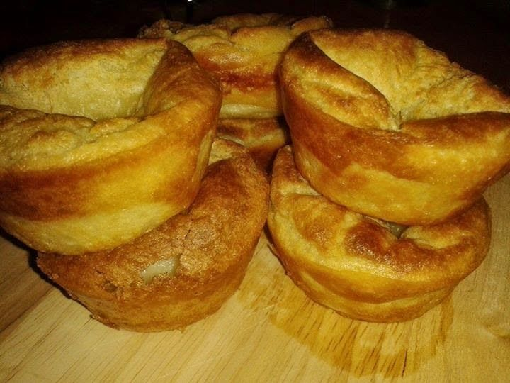 Vegan Yorkshire Puds  (so thrilled to have found this and can't wait to try it)