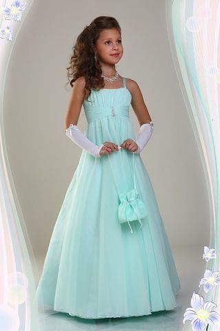 Купить вечернее платье для девочки