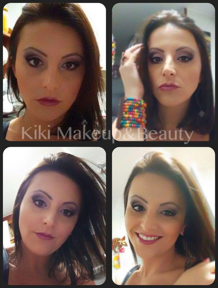 Make de hj!  Paleta Revealed 2 - Coastal Scents.  #coastalscents #kryolanofficial #maquiagemprofissional #makeuplover