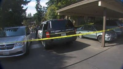 Decomposed body found in Suitcase in Seattle #crazyNews