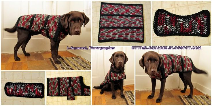 crochet hat patterns for large dogs | Grandmother's Pattern Book Sharing Links and Patterns Every Day!