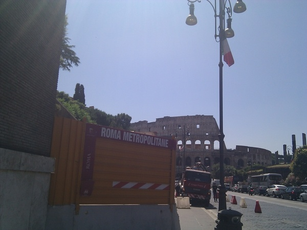 Coliseum #Roma