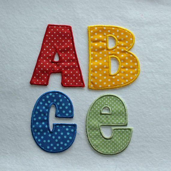 Alphabet 3 Inch Letter, 3