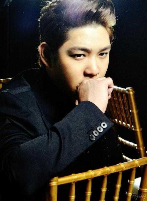 Kangin (강인) of Super Junior
