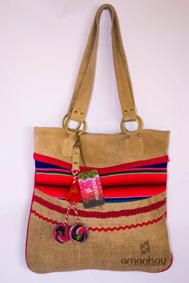 bolsos con arpillera - Buscar con Google