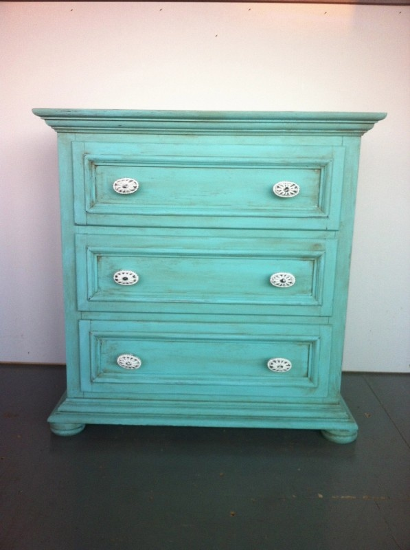 Best 25 Turquoise Dresser Ideas Only On Pinterest
