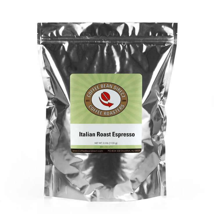 Coffee Bean Direct Italian Roast Espresso -- Details can be found by clicking on the image.
