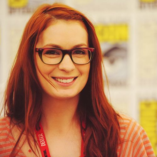 Felicia Day is adorable and makes geek awesome ;)