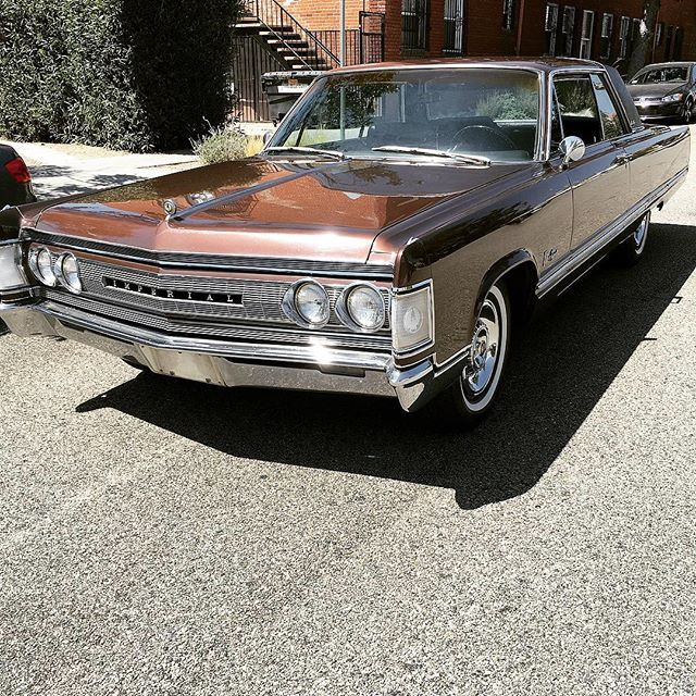 17 Best Images About Chrysler Imperial On Pinterest