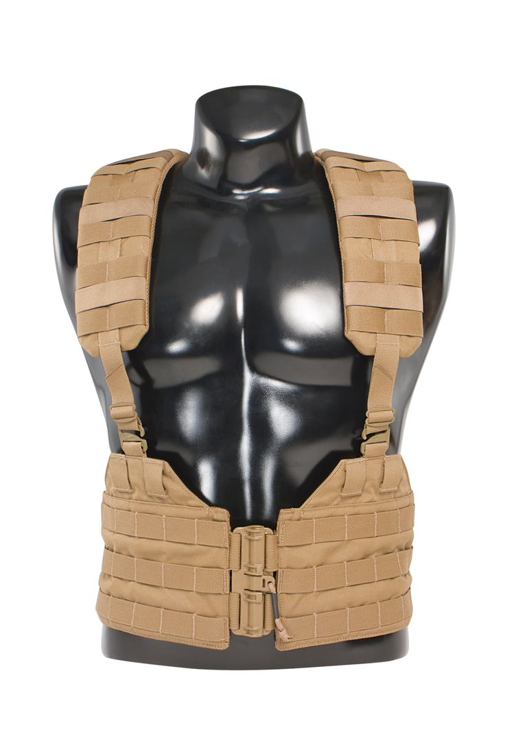 First spear chest rig