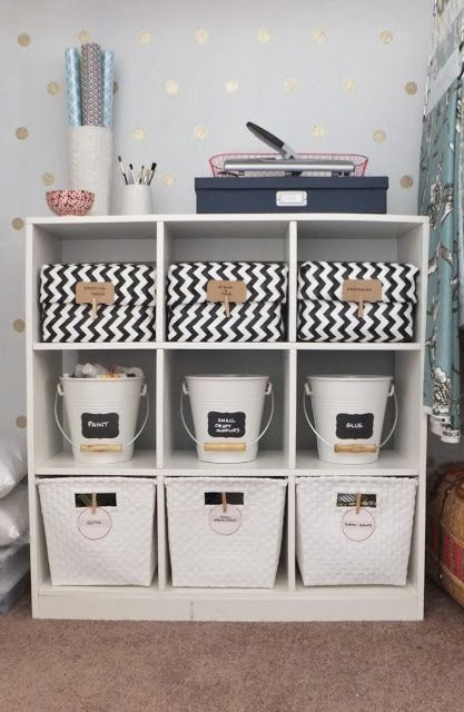 The How-To Crew: How-To Organize Your Home {50 Tips and Tricks}