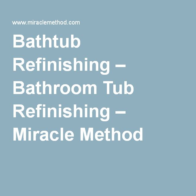 14 best Bathtub Refinishing Training To Get images on Pinterest ...