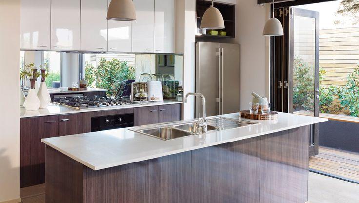 urban organic kitchen designs decor ideas lookbook kitchen pinterest home colors and mirror splashback - Urban Kitchen Design