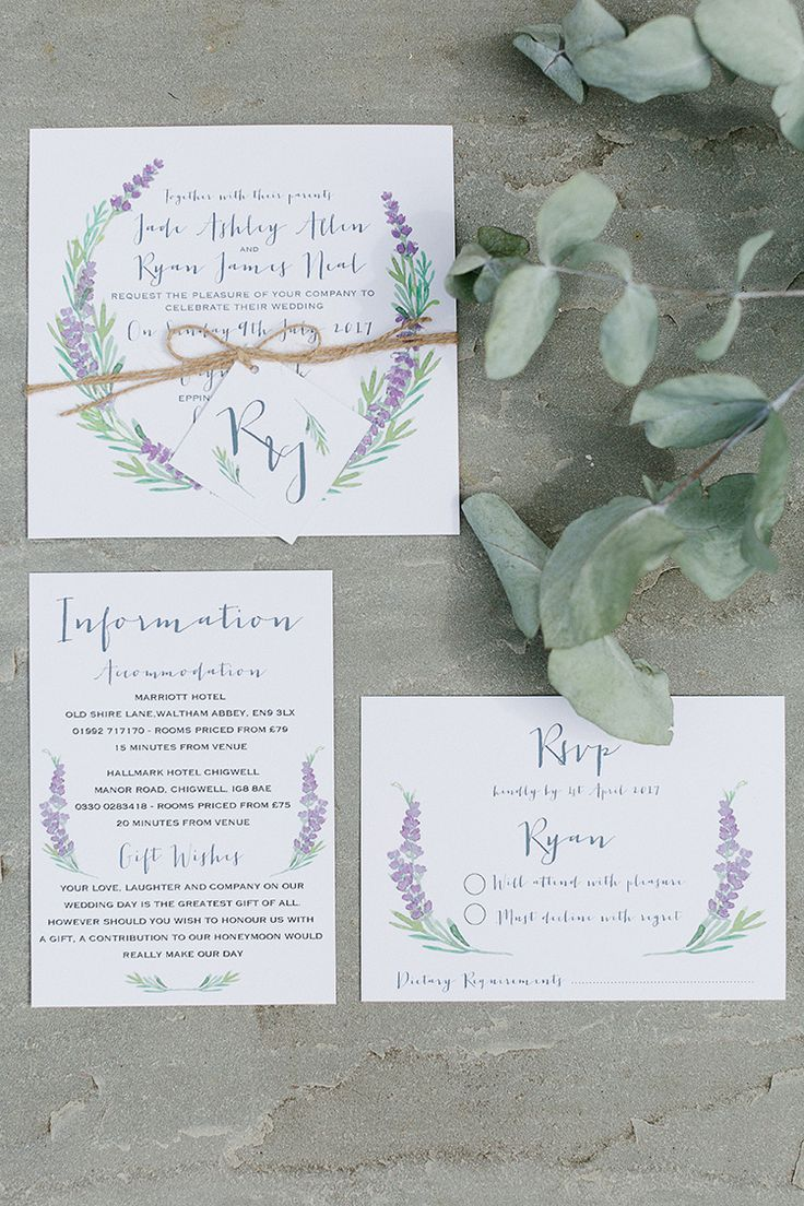 677 Best Wedding Stationery Invitations Images On Pinterest