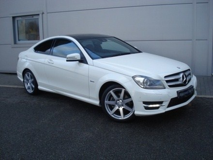 Mercedes C250. Looking forward to it