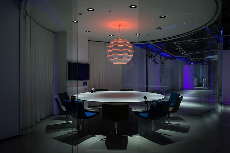 Orb at Light Meetings