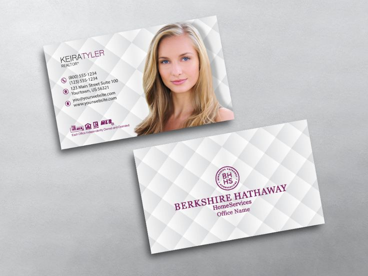 9 best cute realtor business card inspiration images on pinterest real estate business card templates for berkshire hathaway agents we design print berkshire hathaway business cards reheart Gallery