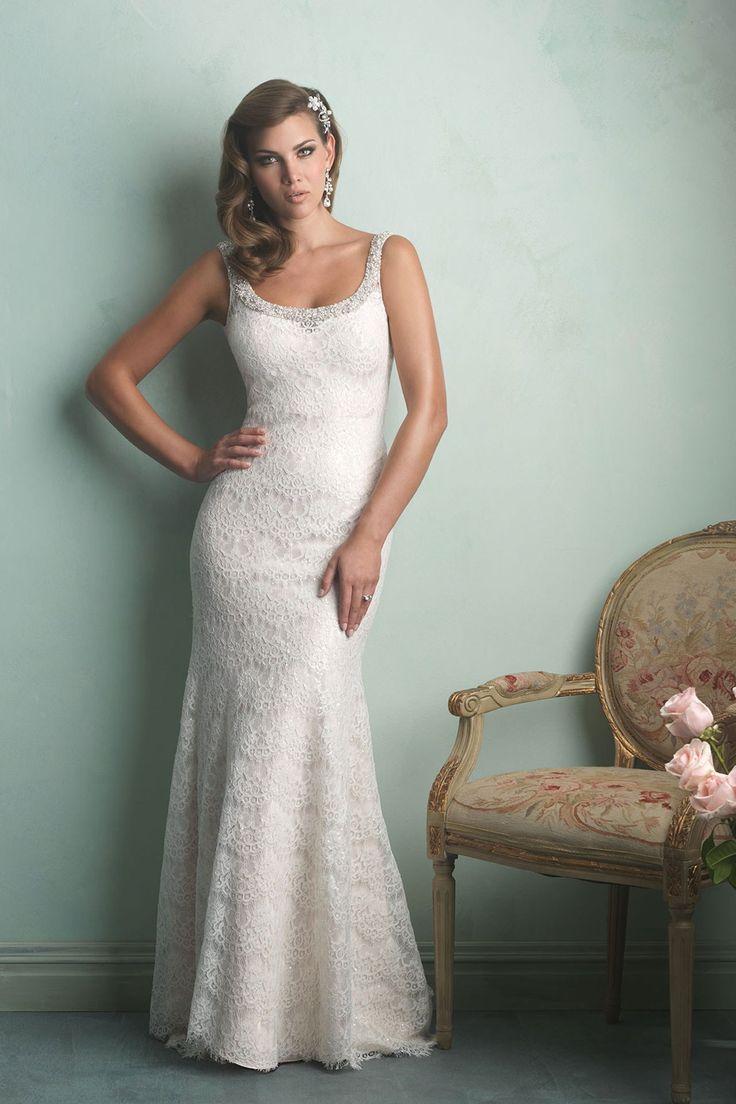 66 best Allure Bridals images on Pinterest | Short wedding gowns ...