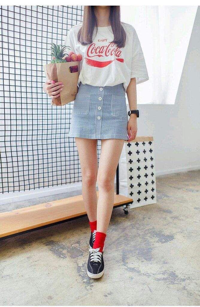 Moda Coreana : Roupas Femininas! | •Kpop• Amino #modaurbana